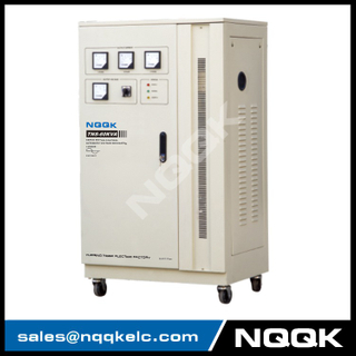 TNS 45KVA / 60KVA Servo Type 3Phase Series Voltage Regulator Voltage Stabilizer