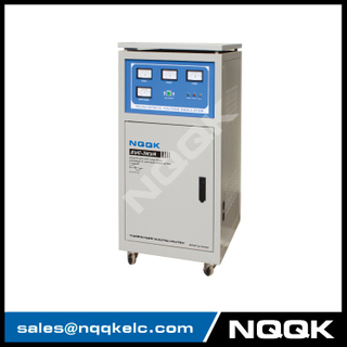 TNS 3KVA / 4.5KVA Servo Type 3Phase Series (new) Voltage Regulator Voltage Stabilizer