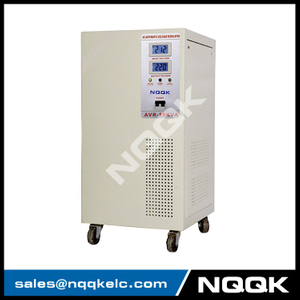 AVR 15KVA / 20KVA Servo Type 1Phase Series Voltage Regulator Voltage Stabilizer