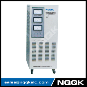 JSW 6KVA / 9KVA Precision Purified 3Phase Series Voltage Stabilizer Regulator