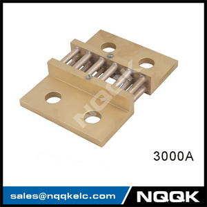 3000A India type Voltmeter Ammeter DC current Manganin shunt resistor