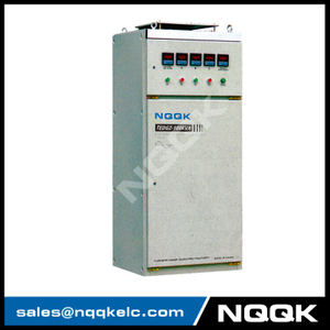 TESGZ 25KVA 200KVA High Power Post Type 3Phase Voltage Regulator