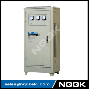 DJW-WB 5KVA / 10KVA / 15KVA Micro-controlled Non-contact Compensation 1Phase Series voltage regulator stabilizer