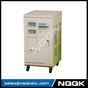 SVC 30KVA Servo Type 1Phase Series Voltage Stabilizer Regulator