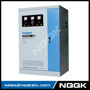 DBW 40KVA / 50KVA / 60KVA Full-Automatic Compensated 1Phase Series voltage stabilizer voltage regulator