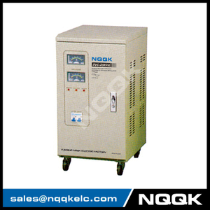 SVC 15KVA / 20KVA Servo Type 1Phase Series Voltage Stabilizer Regulator