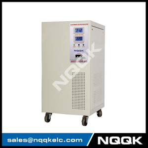 AVR 45KVA / 60KVA Servo Type 1Phase Series Voltage Regulator Voltage Stabilizer