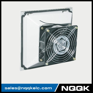 FK 9804 204mm x 204mm 120/128m³/h Filter Fan