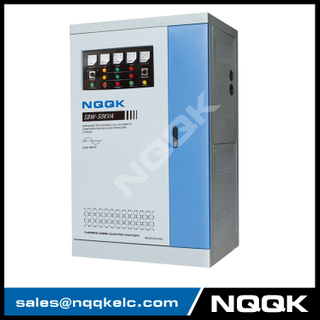 SBW 20KVA / 30KVA / 50KVA / 60KVA Full-Automatic Compensated 3Phase Series voltage stabilizer voltage regulator