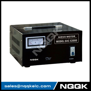 SVC-S 2KVA / 3KVA Super-thin Type 1Phase Series Voltage Regulator Voltage Stabilizer