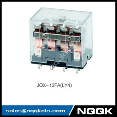 JQX-13F 3Z 4Z awind relay 110VDC 240VAC PCB Relay