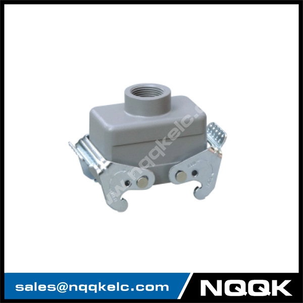 H10B -3 Hood Housing industrial heavy duty rectangle connector