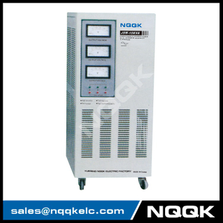 JSW 15KVA Precision Purified 3Phase Series Voltage Stabilizer Regulator