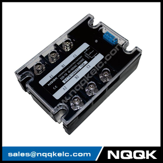 Motor Reversing 10-30V DC 3rd phase LED indication SSR Solid State Relay