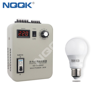 Lighting Controller LED Light Warm Light Lamp Temperature Dimmer for Chicken Farm