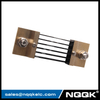 600A 150mV DC current shunt resistor for Voltmeter Ammeter