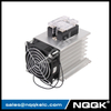 SSR-120VA 120A 380V 2W solid state relay voltage regulator with fan heat sink
