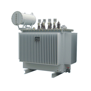 10kV D9 5 To 160 KVA 3.5% Impedance Voltage Single Three Phase Oil Immersion Transformer