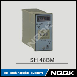 SH-48BM 48mm adjustion Digital Industrial Temperature Controller