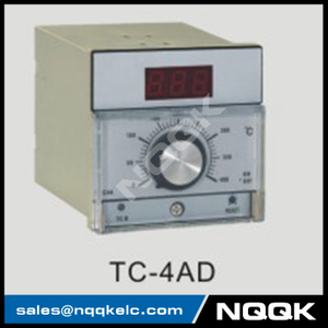 TC-4AD 96mm adjustion Digital Industrial Temperature Controller for plastic rubber packing machinery
