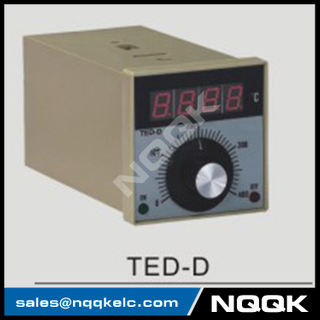TED-D thermocouple RTD voltage resistance current silicon time adjusting Industrial digital Temperature Controller