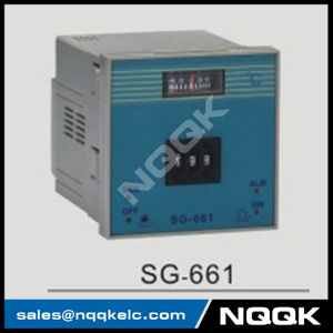 SG-661 96mm K J PT100 sensor adjustion Digital Industrial Temperature Controller