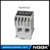PGOPR SS3 SS ES2 3 or 2 holes 6A to 120A electronic over current relay with din rail 35mm
