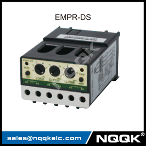 EMPR-SD / EMPR-SDT 3 integral current transformers adjustable electronic overload relay