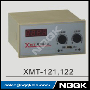 XMT-121 thermocouple RTD voltage resistance current silicon time adjusting Industrial digital Temperature Controller